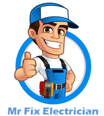 Mr Fix Electrician Services Sudbury Logo